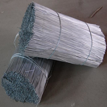China Factory Supply Straight Cut Wire