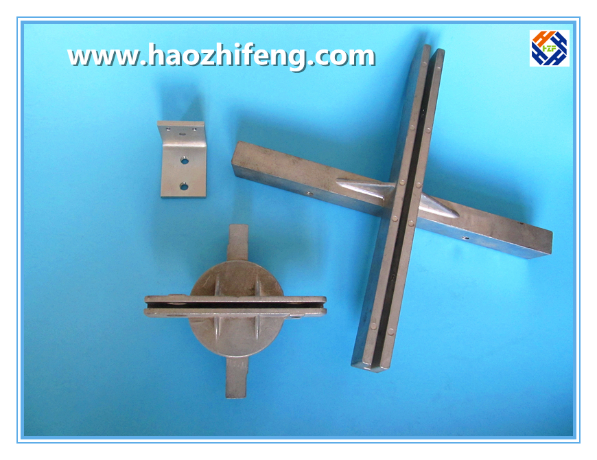 Brackets and clamps for display and billboards