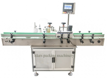 Round Bottle Sticker Labeling Machine(TB-100)