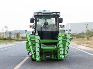 AS60 Sugarcane Combine Harvester