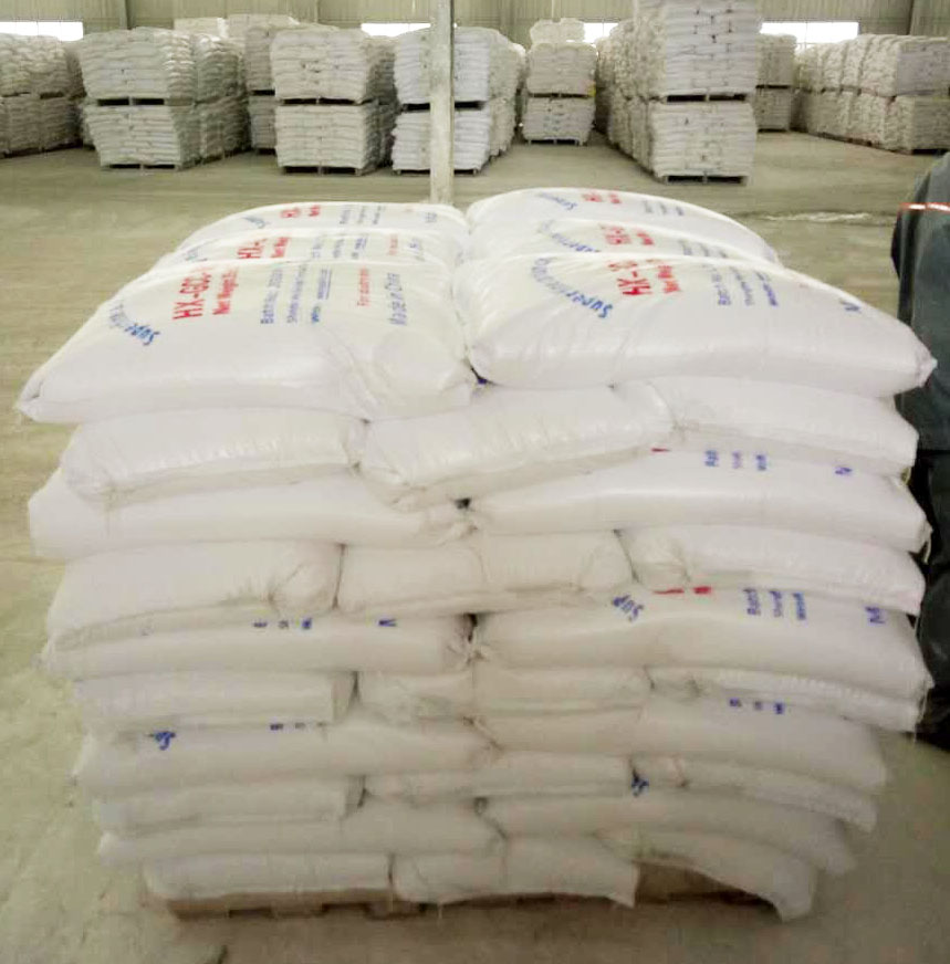 Welcome our Pakistan customer to buy Calcium Carbonate and Talc Powder-For plastic pencil