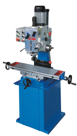 AUTO FEEDING DRILLING AND MILLING MACHINE XL7040( ROUND COLUMN)
