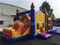 RB5054-1(8x4m) Inflatable Colorful Truck Obstacle Course/Simple Design Inflatable Obstacle For Sale