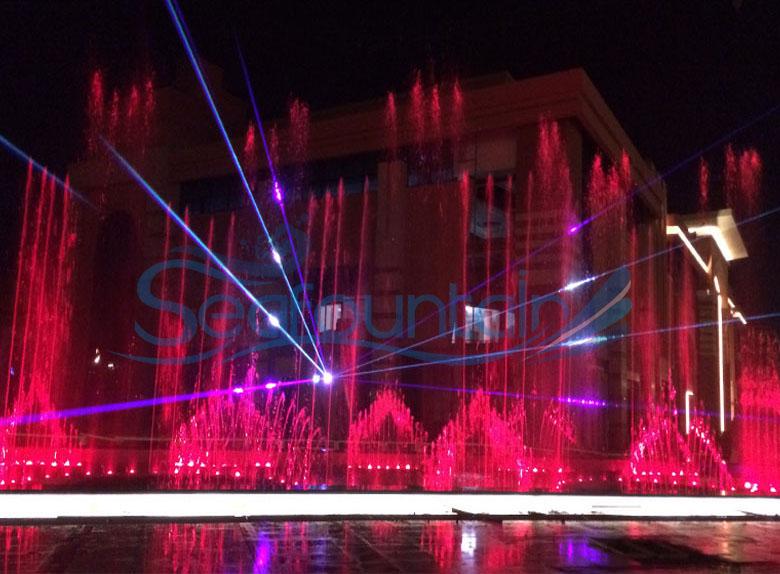 Morocco fountain dancing fountain outdoor fountain 1