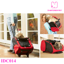 Walking Pet Carrier Dog Luggage