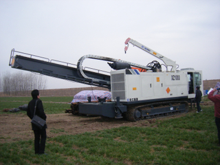 XZ2200 XCMG HDD drilling rig