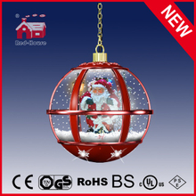 (LH30033C-RR11) Colorful Indoor Christmas Hanging Lamp Santa Claus LED Lights