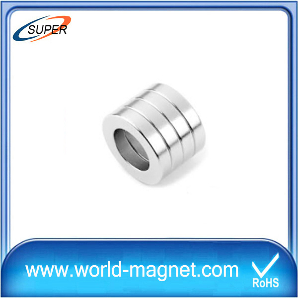 Big Ring permanent neodymium magnets