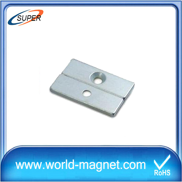 Customized Disc (9*3mm) Sintered Neodymium Magnet