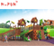 Commercial wooden playground equipment
