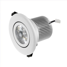 COB LED Downlight Kit (Gimbal) 10W 70mm Cutout