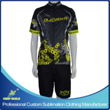 Digital Sublimated Cycling Jersey and Vvt Short