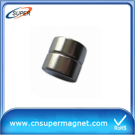 High Quality D22*10mm SmCo Permanent Magnet