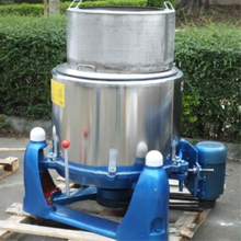 CTD Series Three Column Bag Lifting Discharge Centrifuge
