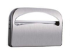 Stainless Steel 1/2 Toilet Paper Dispenser used in airport KW-A50