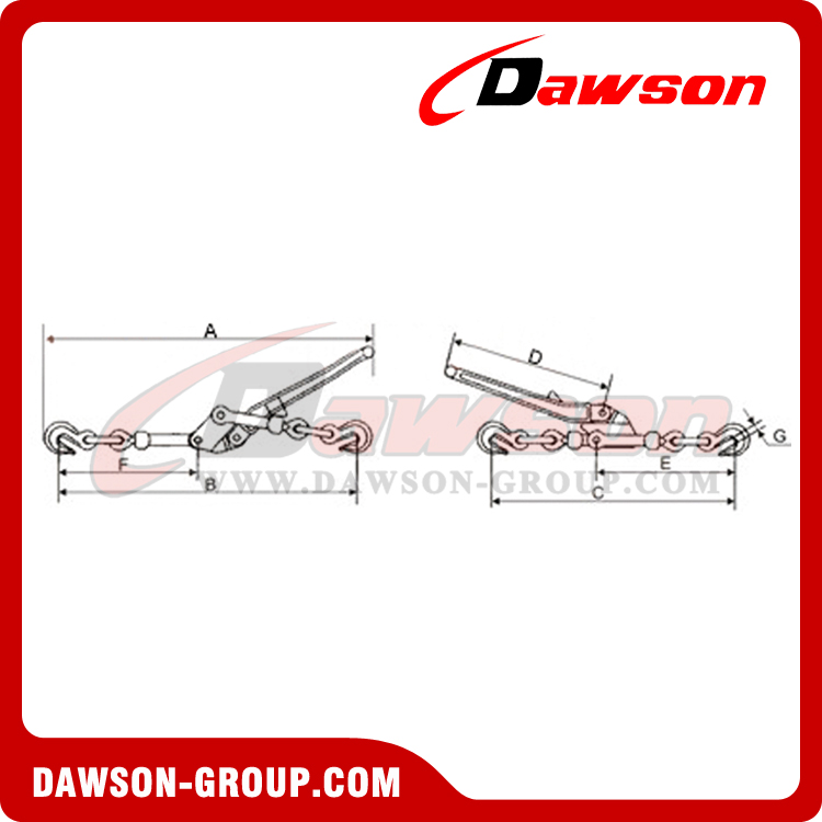 DSILB INDIRECT LOAD BINDER dawson
