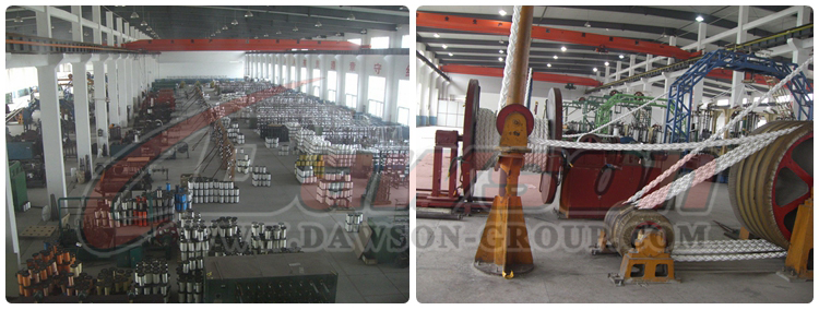 Factory of 8 Strands Polypropylene Multifilament Rope - Dawson Group Ltd. - China Manufacturer, Supplier, Factory