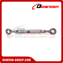 Stainless Steel Turnbuckle DIN 1478 Eye and Eye