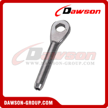 Stainless Steel Eye Swage Terminal