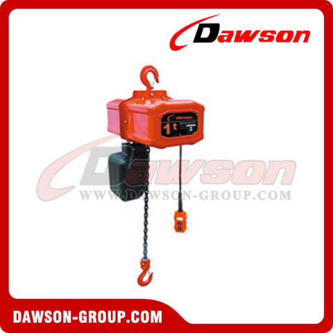 DS-EHC Type Electric Chain Hoist