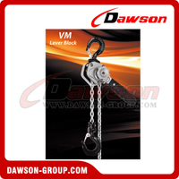 DSVM Lever Block, Lever Hoist for Lashing