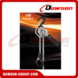 DSVM 0.25T - 1.5T Lever Block, Lever Hoist for Lashing