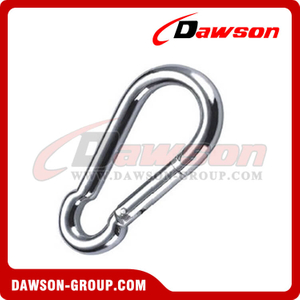 Snap Hook DIN5299C Zinc Plated