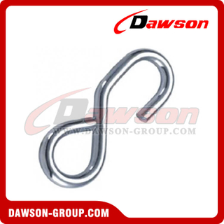 Simple S-Hook Zinc Plated