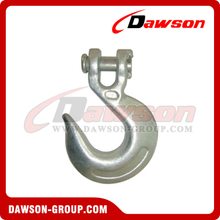 Australian Standard G70 Alloy Clevis Slip Hook for Lashing and Pulling