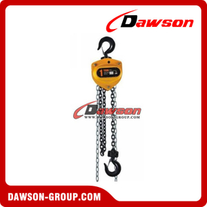 0.25T - 10T Manual Chain Block for Lifting