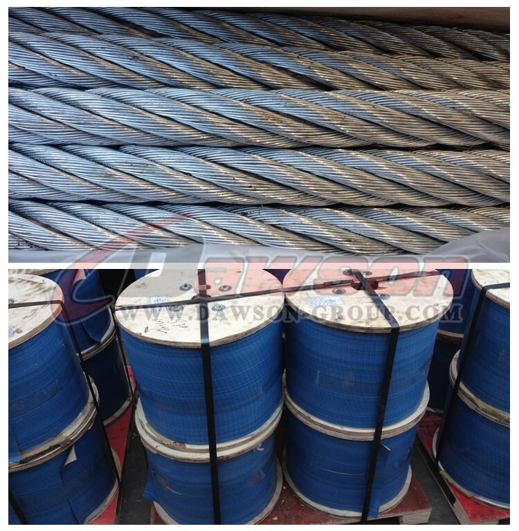 Steel Wire Rope, Steel Wire Rope - China Manufacturer, Supplier ...