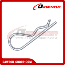 Zinc Plated Hair Pin