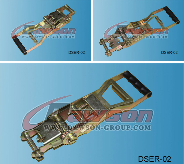 DSER-02 Ergo Ratchet Buckles - China Manufacturer Supplier Dawson Made