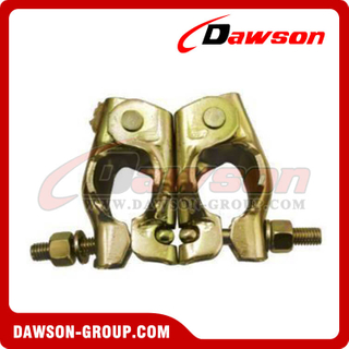 DS-A098 Italian Type Pressed Swivel Coupler
