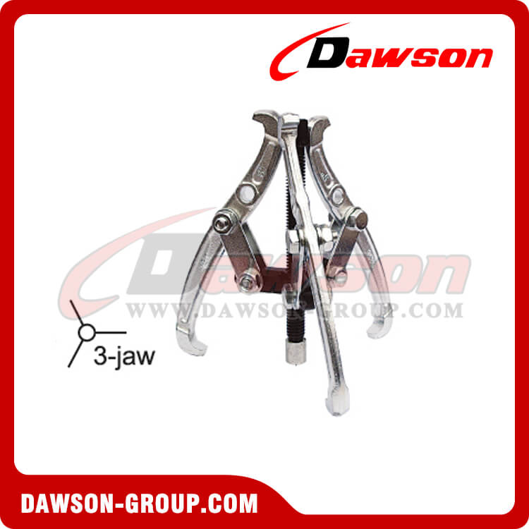 DSTD0703 Drop Forged 3 Jaw Gear Puller With Case