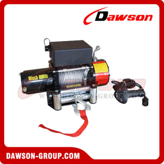 4WD Winch DGP8000 - Electric Winch