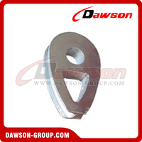 DIN 3091 Ductile Iron Thimble, Made by Dawson