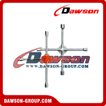 Cross Rim Wrench with Facom
