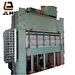 Plywood Hot Press Machine, Woodworking Heat Press Machine