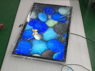 Wall mounted Android OS capacitive touch screen
