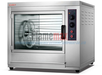 HGJ-267 (3-Rod) Rotisserie Chicken electric Oven for sale