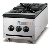 HGR-1 heavy duty gas range from Foshan China