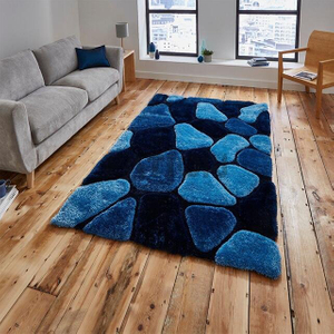 5'×8' Hot Sell 3D Design Shag Rugs