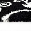 5'×8' Fashion Soft Shaggy Carpet Anti-slip Area Rug
