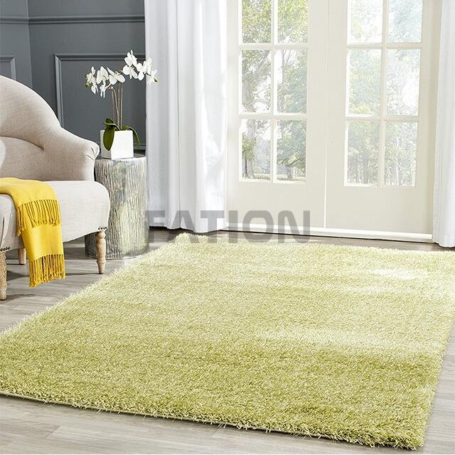 5'×8' Modern Colorful Rug Indoor Shaggy Carpet