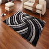5'×8' Anti-slip Modern Living Room Area Rug 3D Shag Carpet
