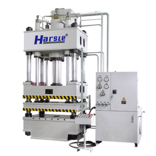 Y28 Four-Column Double-Movement Hydraulic Press Machine for Sheet Metal Deep Drawing