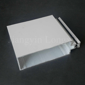 Thermal Break Aluminum / Aluminium Profile for Curtain Wall