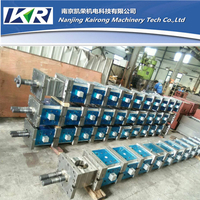 high hard-wearing barrel for twin screw extruder with liner