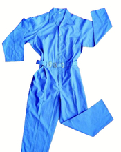 130g polyester cheap safety coverall for middle east